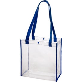 Clear Stadium Tote Bag for Your Organization