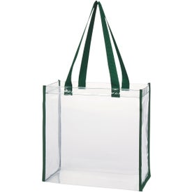 Company Clear Tote Bag