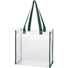 Company Clear Tote Bag