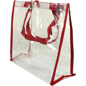 Logo Clear Tote Bag