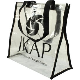 Clear Tote Bag for Your Company
