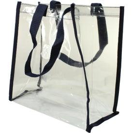 Custom Clear Tote Bag
