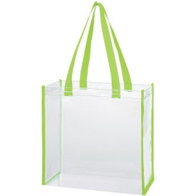 Clear Tote Bag for your School