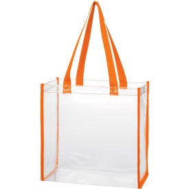 Clear Tote Bag for Marketing