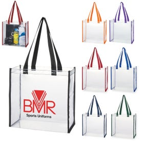 Clear Tote Bag for Your Organization