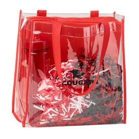 Clear View Stadium Tote Bag