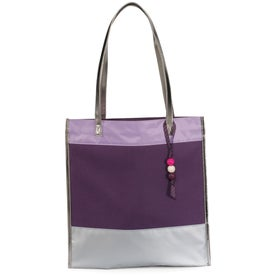 Coco Fashion Tote Imprinted with Your Logo