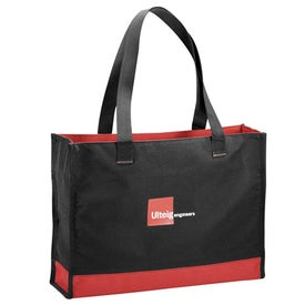 Color Band Carry-All Tote Giveaways