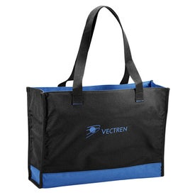 Color Band Carry-All Tote