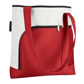 Advertising Color Bright Large Tote
