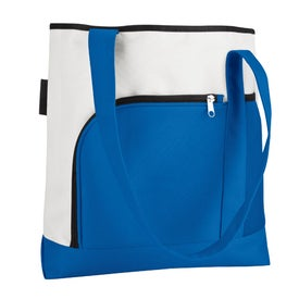 Color Bright Large Tote for Your Organization
