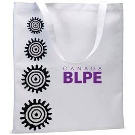 Color Changing Design Tote for Advertising