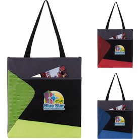Color Pop Convention Tote Bag