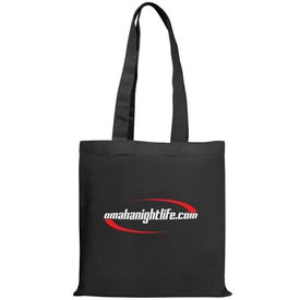 Colored Magazine Economy Tote Bag