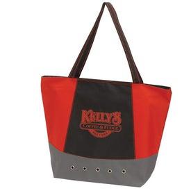 Custom Commuter Tote Bag