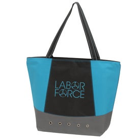 Personalized Commuter Tote Bag