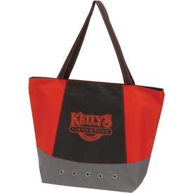 Logo Commuter Tote Bag