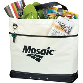 Advertising Compass Travel Tote