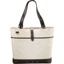 Compass Travel Tote with Your Slogan