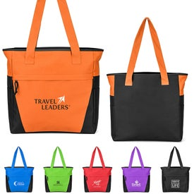 Complete U-Turn Tote Bag
