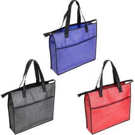 Concourse Heathered Tote Bag