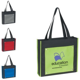 Contempo Tote Bag Branded with Your Logo