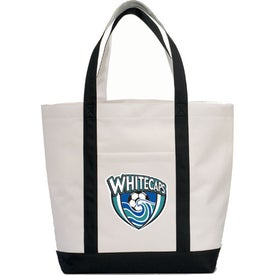 Contender Team Tote with Your Logo