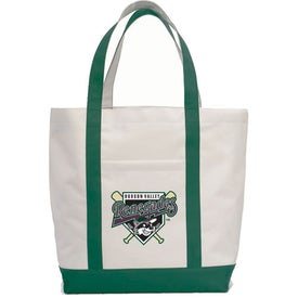 Branded Contender Team Tote