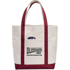 Logo Contender Team Tote