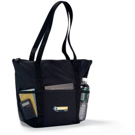 Black Convention Tote Bag
