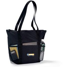 Black Convention Tote Bag