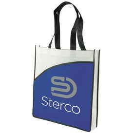 "Conventioneer 15"" Non-Woven Tote Bag"