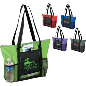 Lakeview Cooler Tote Bag