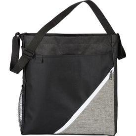 Corner Pocket Convention Tote Bag