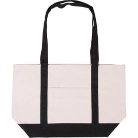 Cotton Canvas Boat Tote Giveaways
