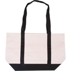 Cotton Canvas Boat Tote for Your Company