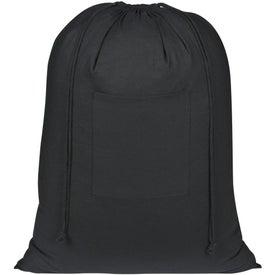 Customized Cotton Laundry Bag