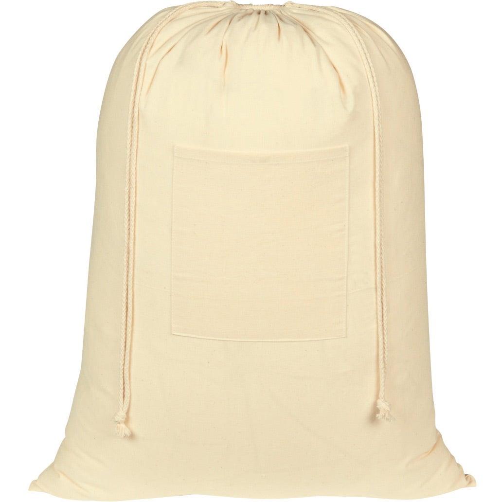 Natural Cotton Laundry Bag