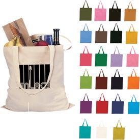 Cotton Tote Bag (Colors)