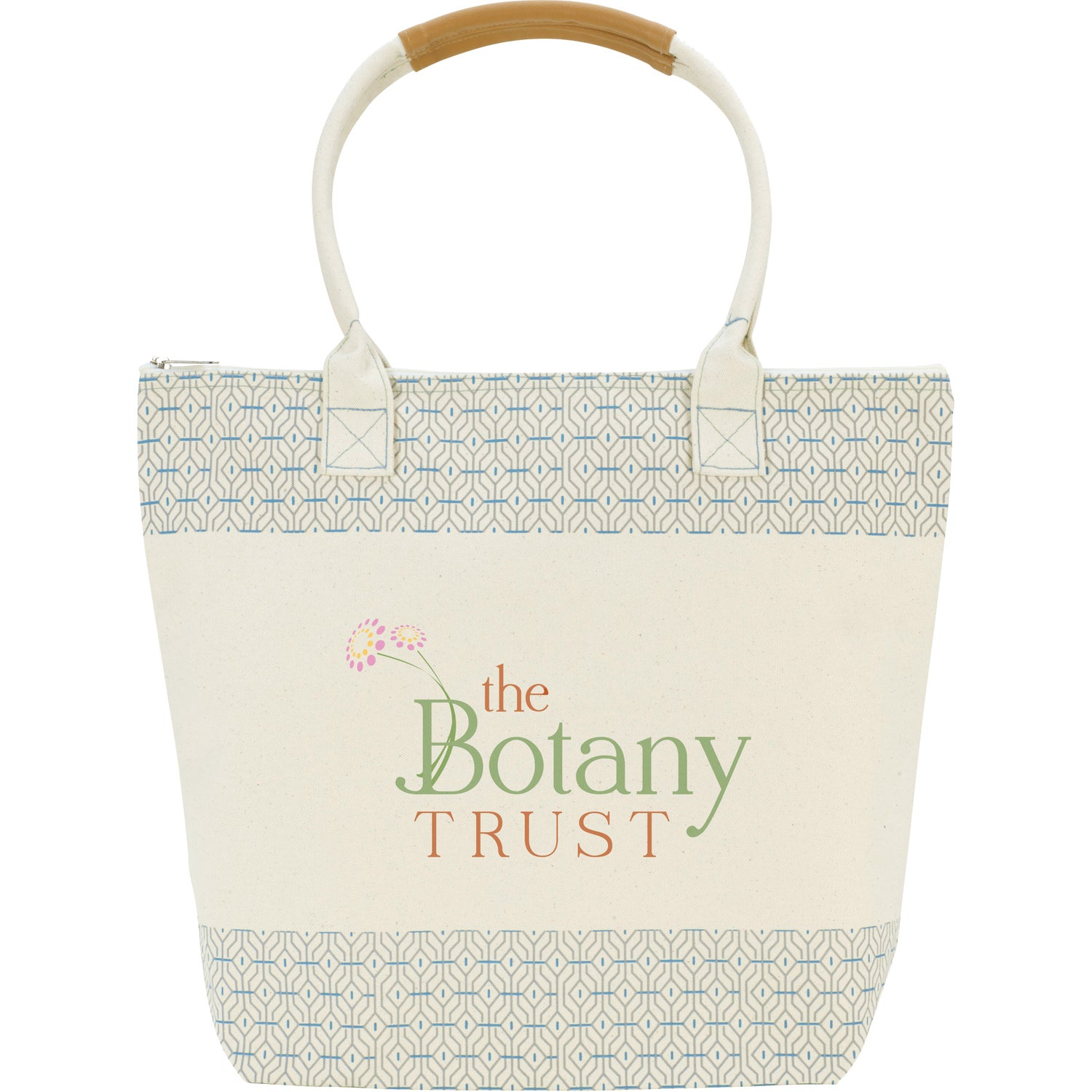 Countryside Cotton Tote Bag