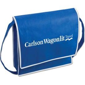 Logo Courier Tote Bag