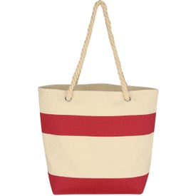 Cruising Tote Bag with Rope Handles for your School