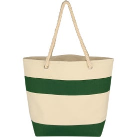 Cruising Tote Bag with Rope Handles with Your Slogan