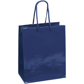 Crystal Gloss Eurotote Bag Imprinted with Your Logo