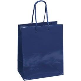Crystal Gloss Eurotote Bag Imprinted with Your Logo