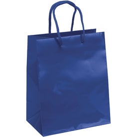 Crystal Gloss Eurotote Bag Printed with Your Logo