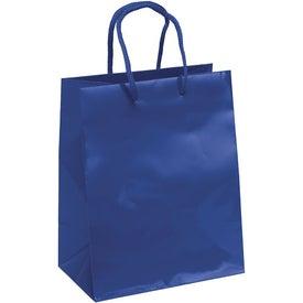 Crystal Gloss Eurotote Bag Printed with Your Logo