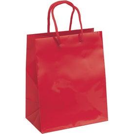Logo Crystal Gloss Eurotote Bag