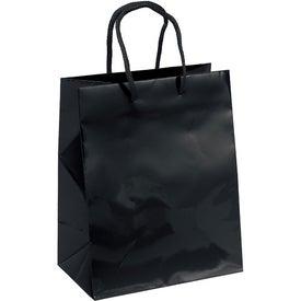 Monogrammed Crystal Gloss Eurotote Bag