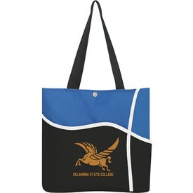 Curl Tote Bag for Promotion